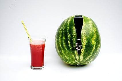 Blazin Watermelon Tap - Brass and Chrome Keg Kit - Pumpkin Fruit Ice