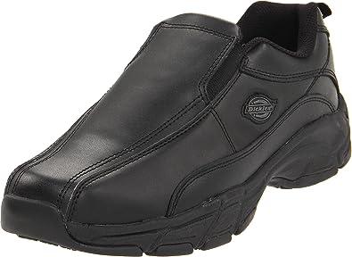 883978a6a0e5 Amazon.com: Dickies Men's Athletic Slip-Resistant Work Shoe: Shoes