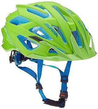 ALPINA Valparola XC – Casco de Bicicleta, Unisex, Valparola XC, Neon Green-