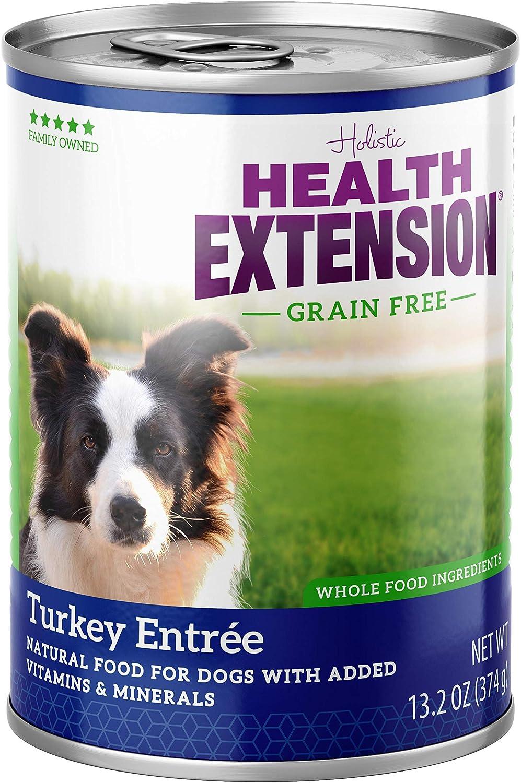 Health Extension Grain Free Turkey Entree 5.5-Ounces