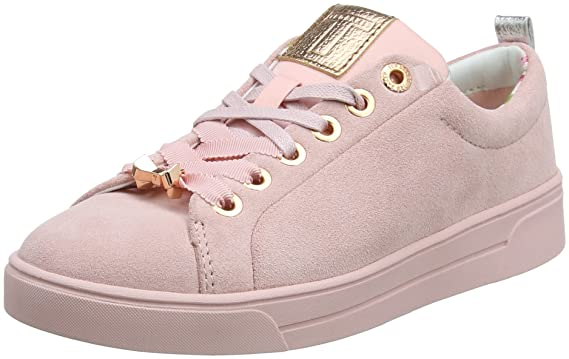28f2f5be5 Amazon.com  Ted Baker Kelleis Womens Sneakers Pink  Clothing