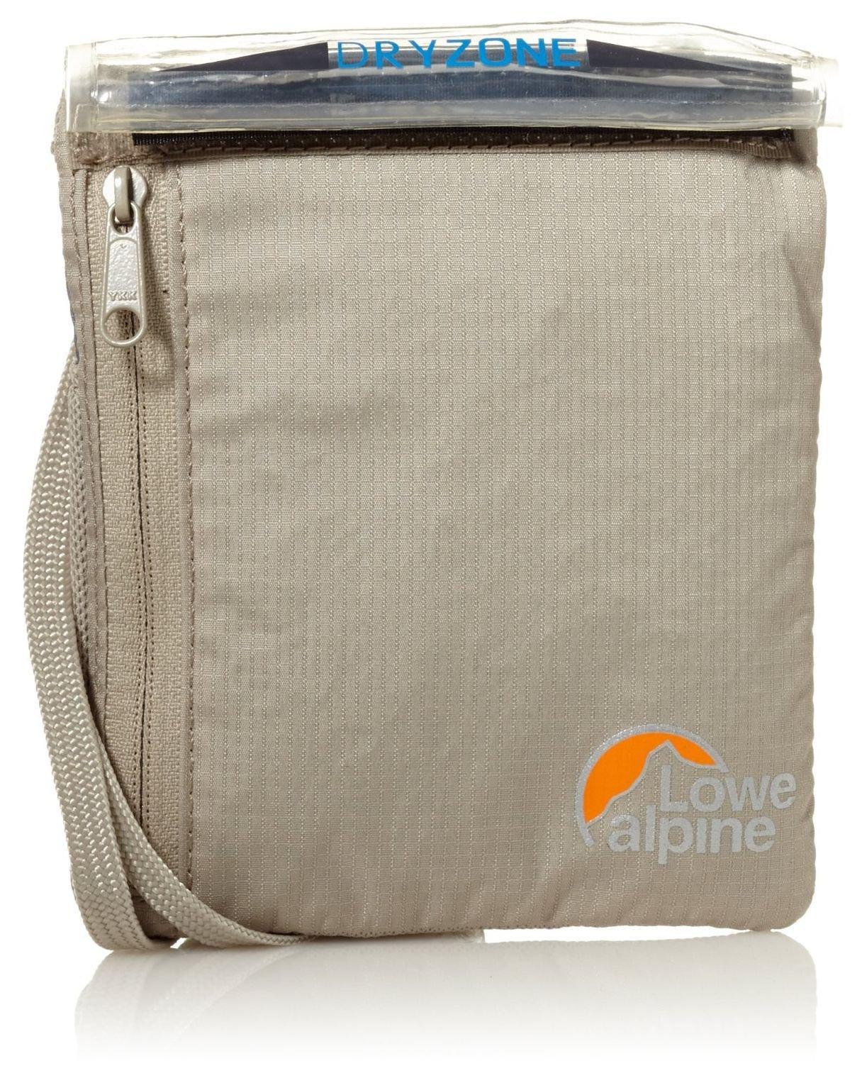 Lowe Alpine Dryzone Passport Wallet - Beige
