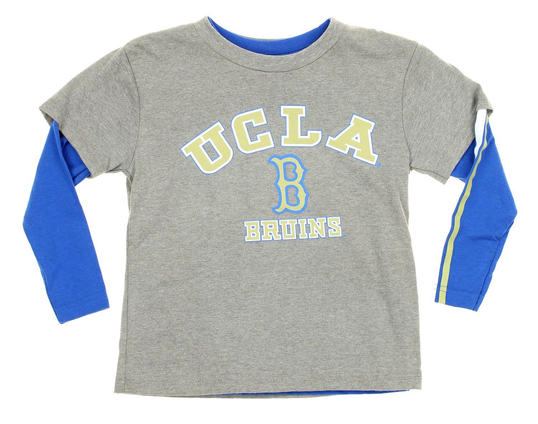 【限定価格セール!】 NCAA Small Little KidsクラシックFadeコンボシャツセット、チームオプション NCAA Small Bruins (4) UCLA Bruins B072397JP4, オレンジ園:e8bf22fa --- a0267596.xsph.ru