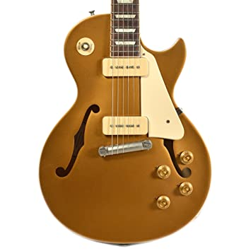 Gibson ES-Les Paul P-90 Goldtop VOS Wrap Around · Guitarra eléctrica: Amazon.es: Instrumentos musicales