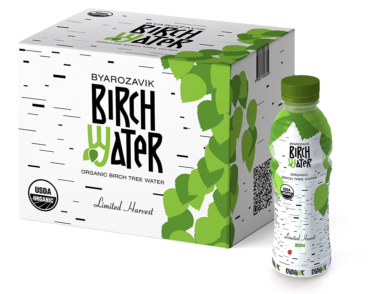 Birch tree water benefits