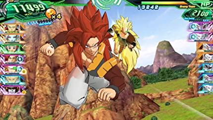 Amazon.com: Super Dragon Ball Heroes (Nintendo Switch ...