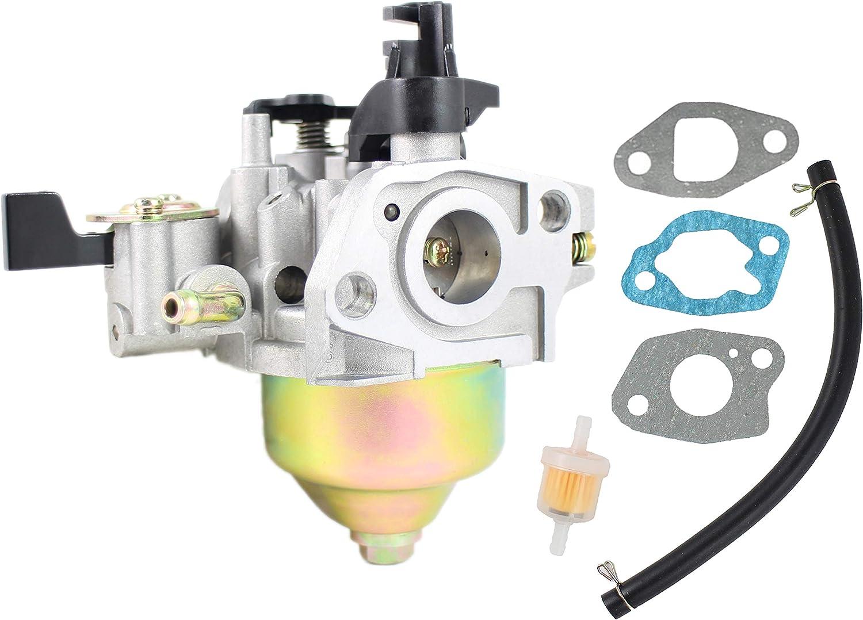 Hayskill 16100-ZE6-W01 Carburetor w Air Filter Tune Up Kit for ...