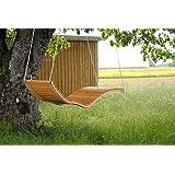 mbm doppelliege heaven swing tobacco. Black Bedroom Furniture Sets. Home Design Ideas