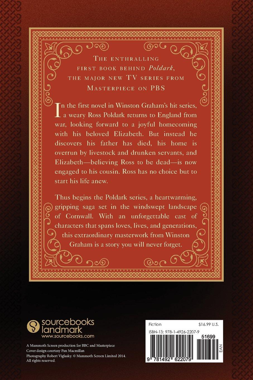 Ross Poldark: A Novel Of Cornwall, 17831787 (the Poldark Saga): Winston  Graham: 9781492622079: Amazon: Books
