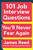 Image for 101 Job Interview Questions You'll Never Fear Again