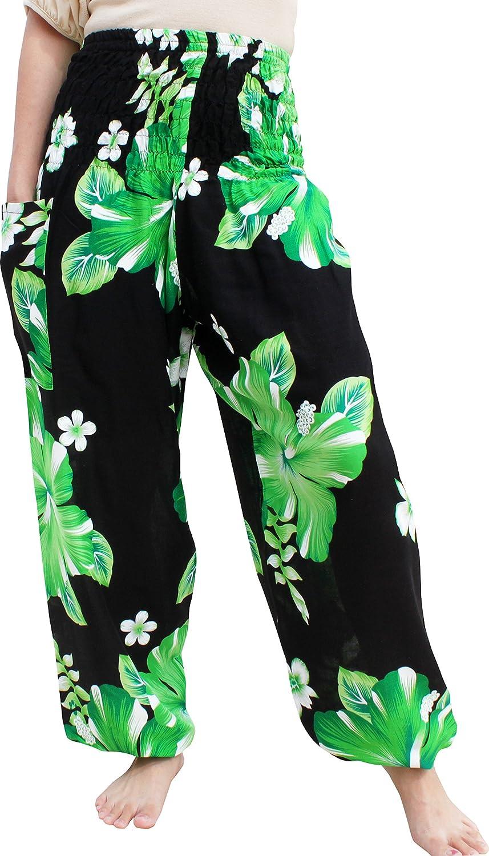 Full Funk XXXX-Large PANTS メンズ B0768F2Q28 XXXX-Large|Hibiscus B Full Black B Green Hibiscus B Black Green XXXX-Large, ビューティーオンラインショップ:90d5541b --- mail.tastykhabar.com