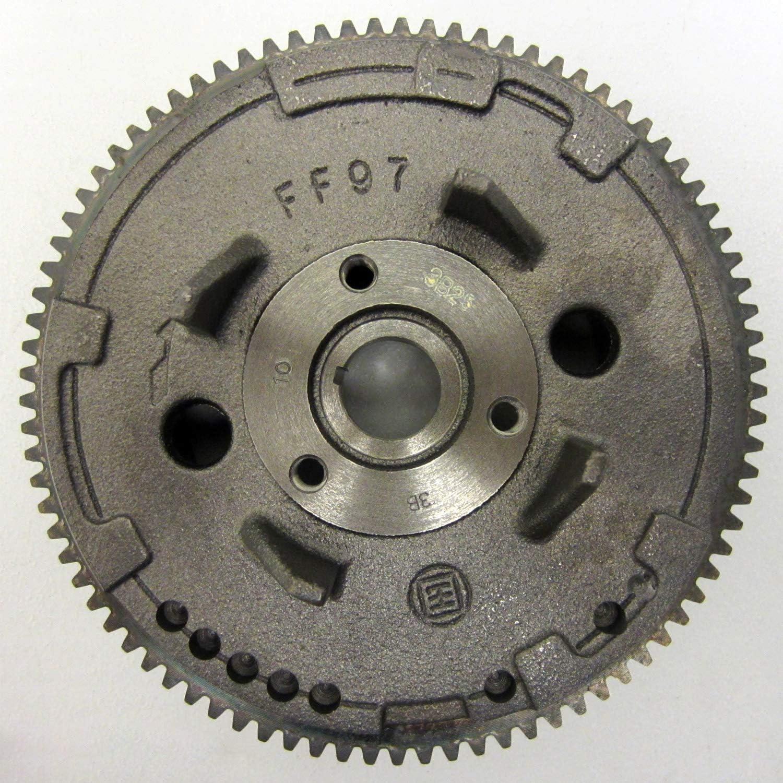 Flywheel For Polaris Big Boss Magnum Scrambler Sportsman Worker 500 1997 1998 1999 2000 2001 FF97 3085561 3086821 3085558 3087166 3086819 3086983 Kit Stator