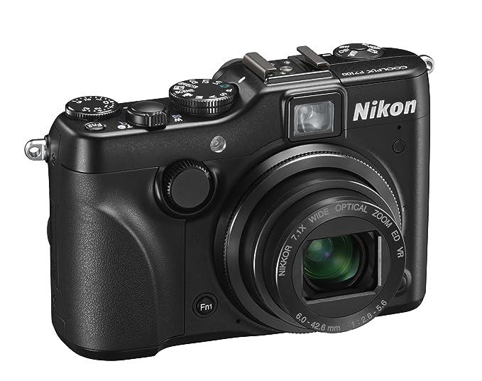 Amazon.com: Nikon Coolpix P7100 10.1 MP cámara digital con ...