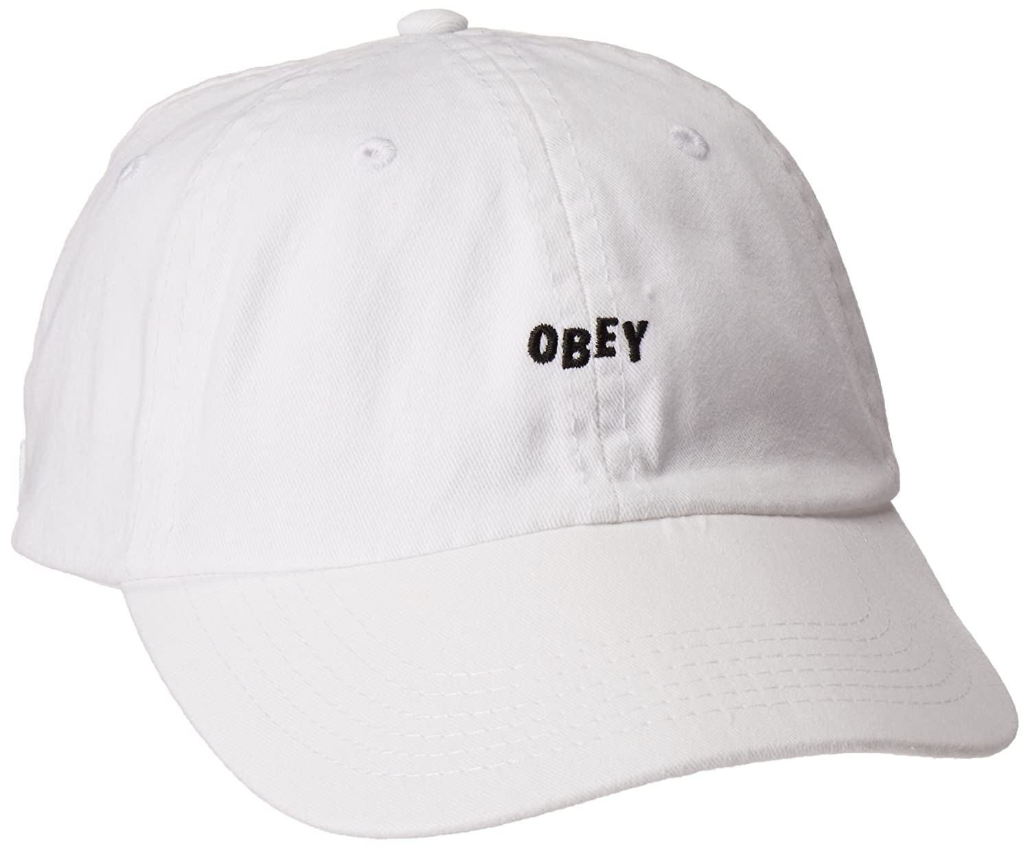 Obey Jumble Bar II 6 Panel Snapback: Amazon.es: Ropa y accesorios