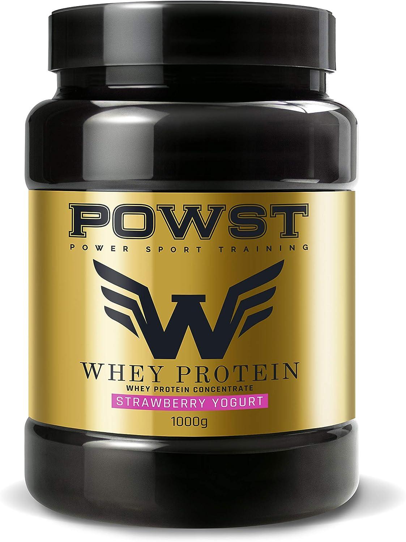 Proteina whey efectos secundarios