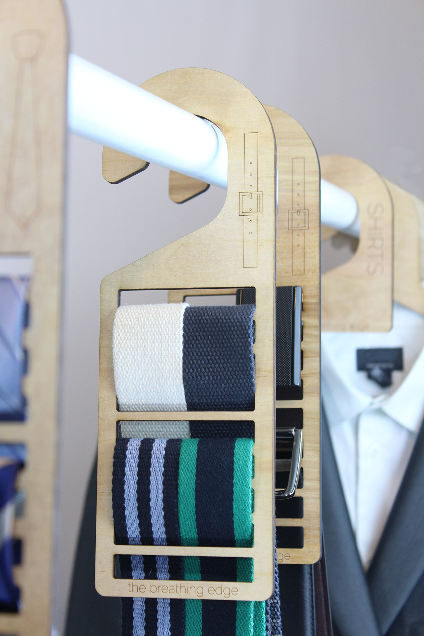 Belt Hanger (Two Hangers) by the breathing edge (Image #5)