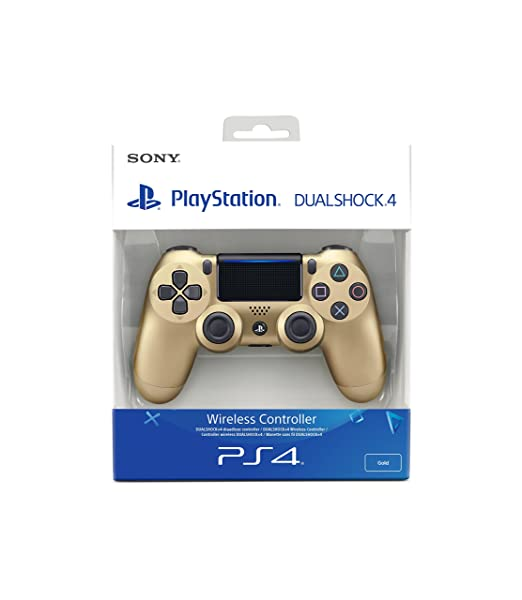 330 opinioni per PlayStation 4: Dualshock Controller, Gold V2