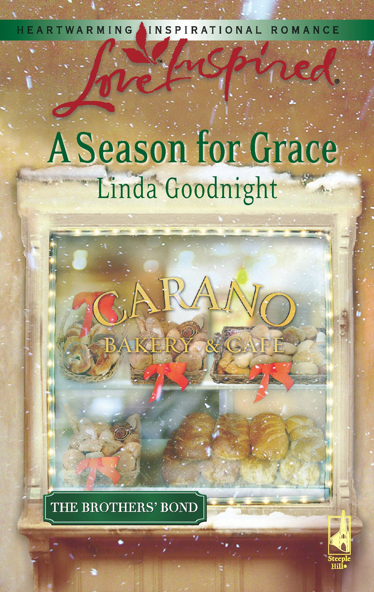 Download A Season for Grace (The Brothers' Bond, Book 1) (Love Inspired #377) PDF