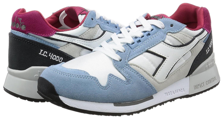 Adulto 4000 Basso Sneaker Unisex Ic Collo a Nyl Diadora II 50zx4wn d2f0f0d2861