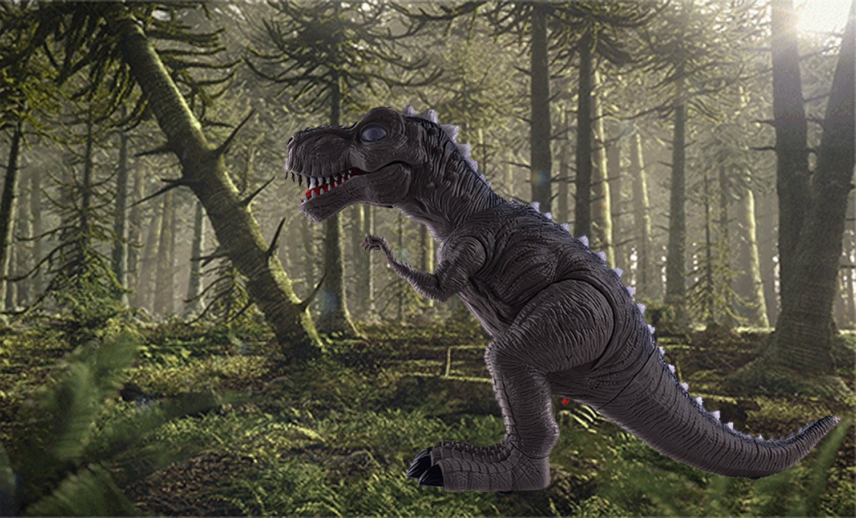NV Light-up Dinosaur T-rex Toys Boys Kids,Walking /& Roaring Battery Operated Dinosaur Colors May Vary