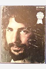"""Cat Stevens Music From the Albums """"Mona Bone Jakon"""" and """"Tea for the Tillerman, Plus """"Peace Train"""" and """"Moon Shadow"""""""
