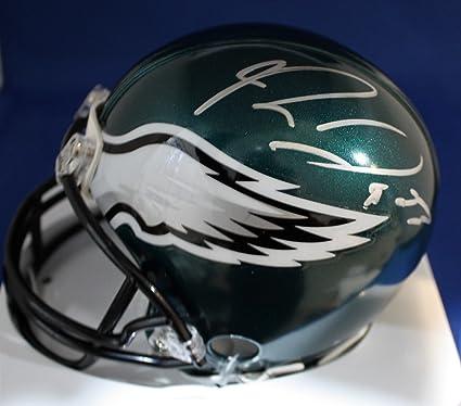 e7e3664c9 Amazon.com  Autographed Rodney McLeod Philadelphia Eagles mini ...