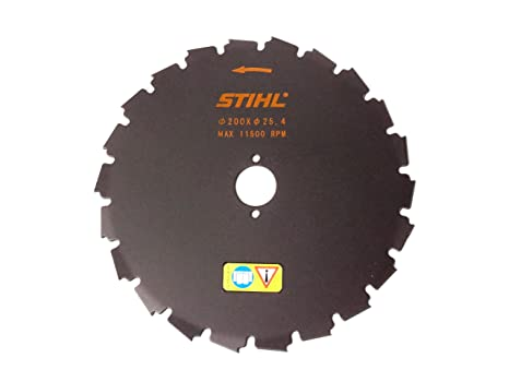 Amazon stihl chisel tooth circular saw blade 200 mm79 stihl chisel tooth circular saw blade 200 mm79quot greentooth Choice Image