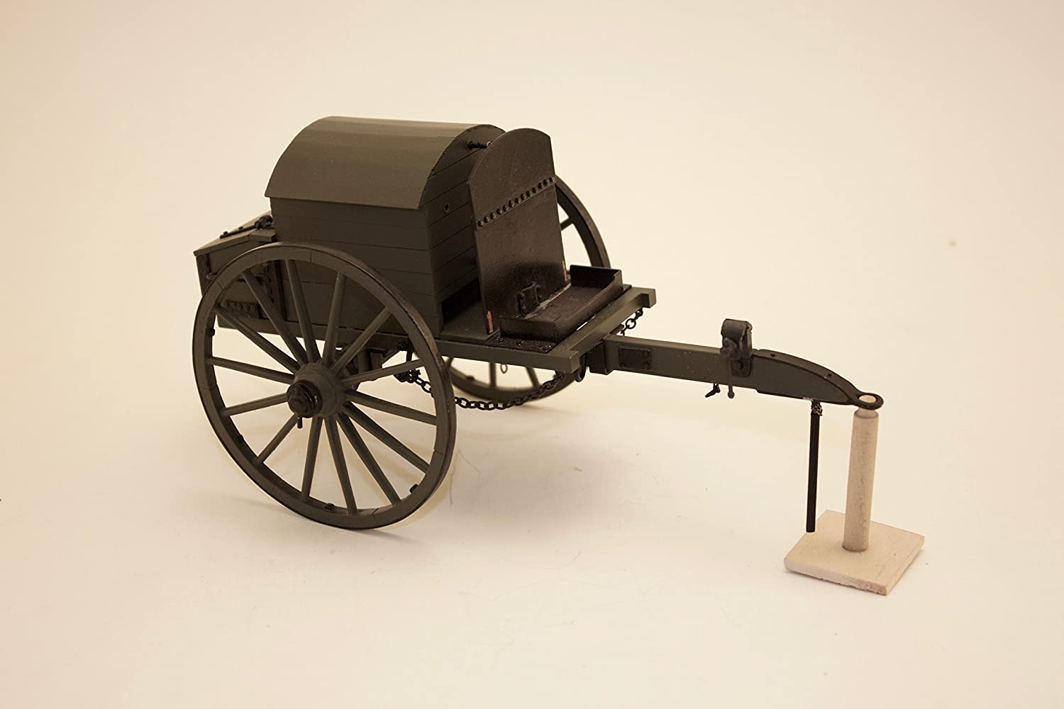 Model expo Guns Of History Civil War Battery Forge Caisson Ammunition Carriage 1:16 Scale