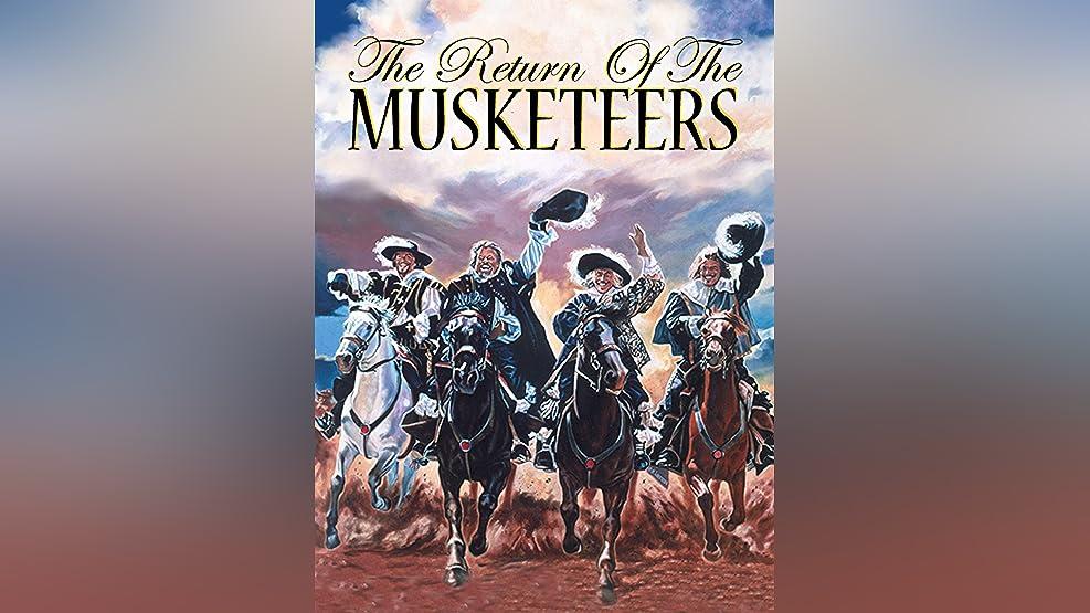Die Ruckkehr der Musketiere