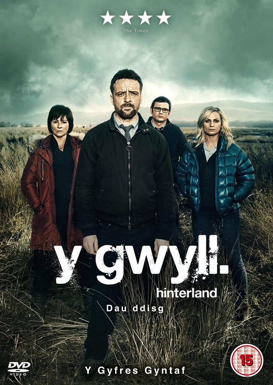 Y Gwyll: Y Gyfres Gyntaf (Hinterland: Series 1)