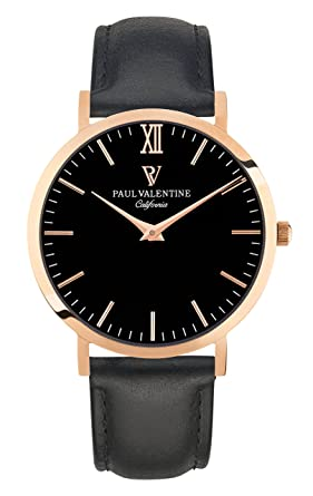 gold lady fashion women valentine watches amazon dp paul pearl clock rose mesh com watch