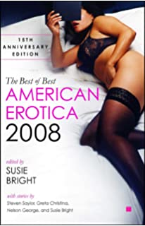 The best of american erotic literature 2003 All above