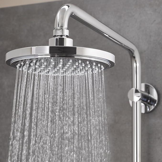 Grohe 27421001 Euphoria System - Sistema de ducha con inversor ...