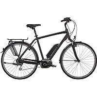 Ortler Bergen Acera - Vélo électrique Homme 8 Vitesses - Noir Taille de Cadre 55 cm 2017 Vélo de Trekking électrique