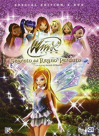Winx club il segreto del regno perduto special edition 2 dvd