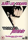 Masculin Feminin [DVD] [1966]