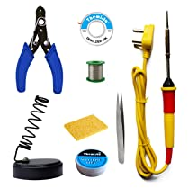 THEMISTO – built with passion Themisto Beginners 8 in 1 Soldering iron Kit