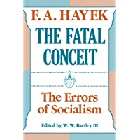 The Fatal Conceit (Paper): The Errors of Socialism: 1