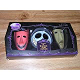 Nightmare Before Christmas Set of 3 Masks Lock Shock and Barrel