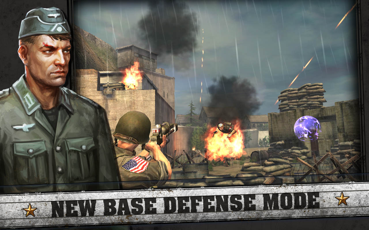 how to get free glu credits for frontline commando
