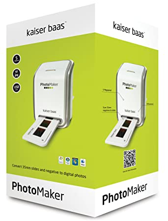 Kaiser Baas Photo and Negative Scanner Review - TweakTown Kaiser baas photomaker touch review