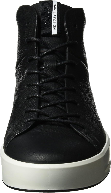 ECCO Men's Soft 8 High-Top Sneaker