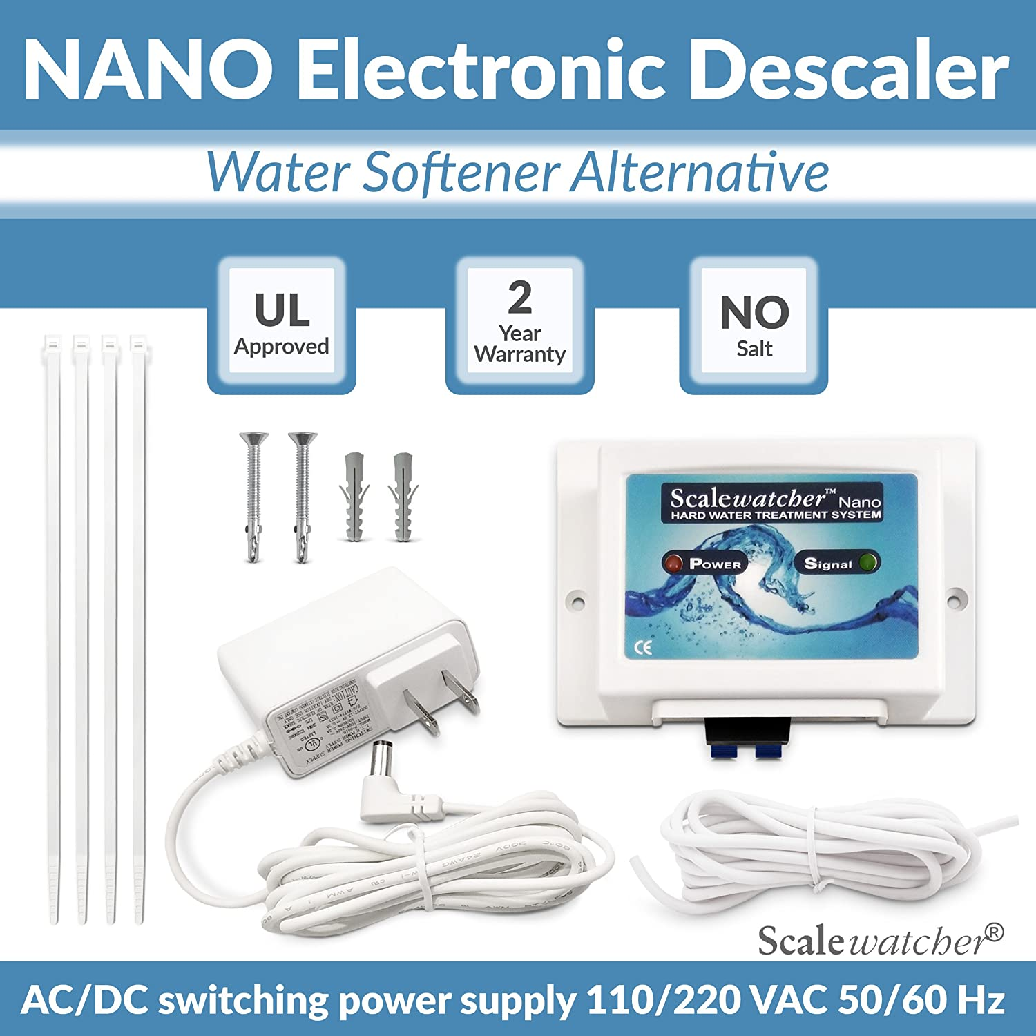 Scalewatcher Nano Original Electronic Descaler components