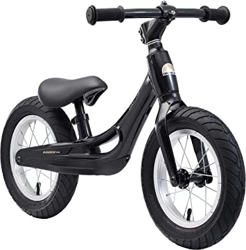 BIKESTAR Bicicleta sin Pedales de magnesio (Muy Ligero!) para niños y niñas 3-4 años | Bici con Ruedas de 12