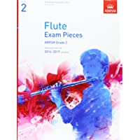 Flute Exam Pieces 2014-2017, Grade 2, Score & Part: Selected from the 2014-2017 Syllabus (ABRSM Exam Pieces)