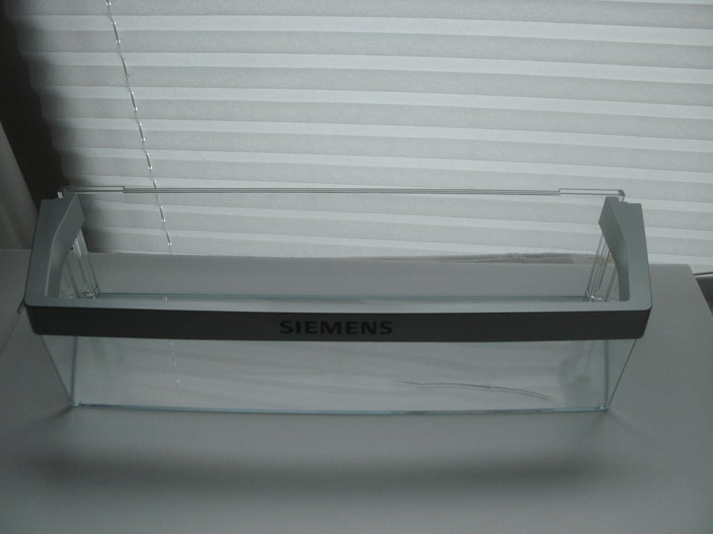 Siemens Kühlschrank Hersteller : Siemens flaschenhalter absteller türfach nur für