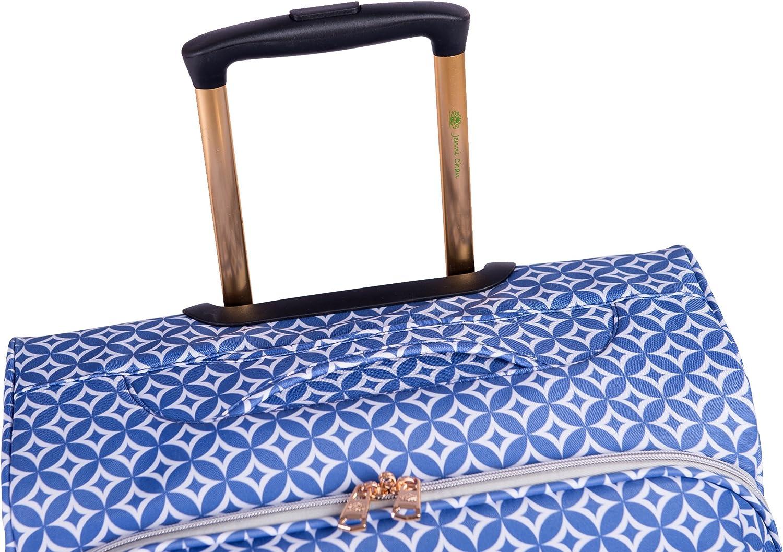 Blue Jenni Chan Colima 2-Piece Set 28 Upright Spinner 311 Bag