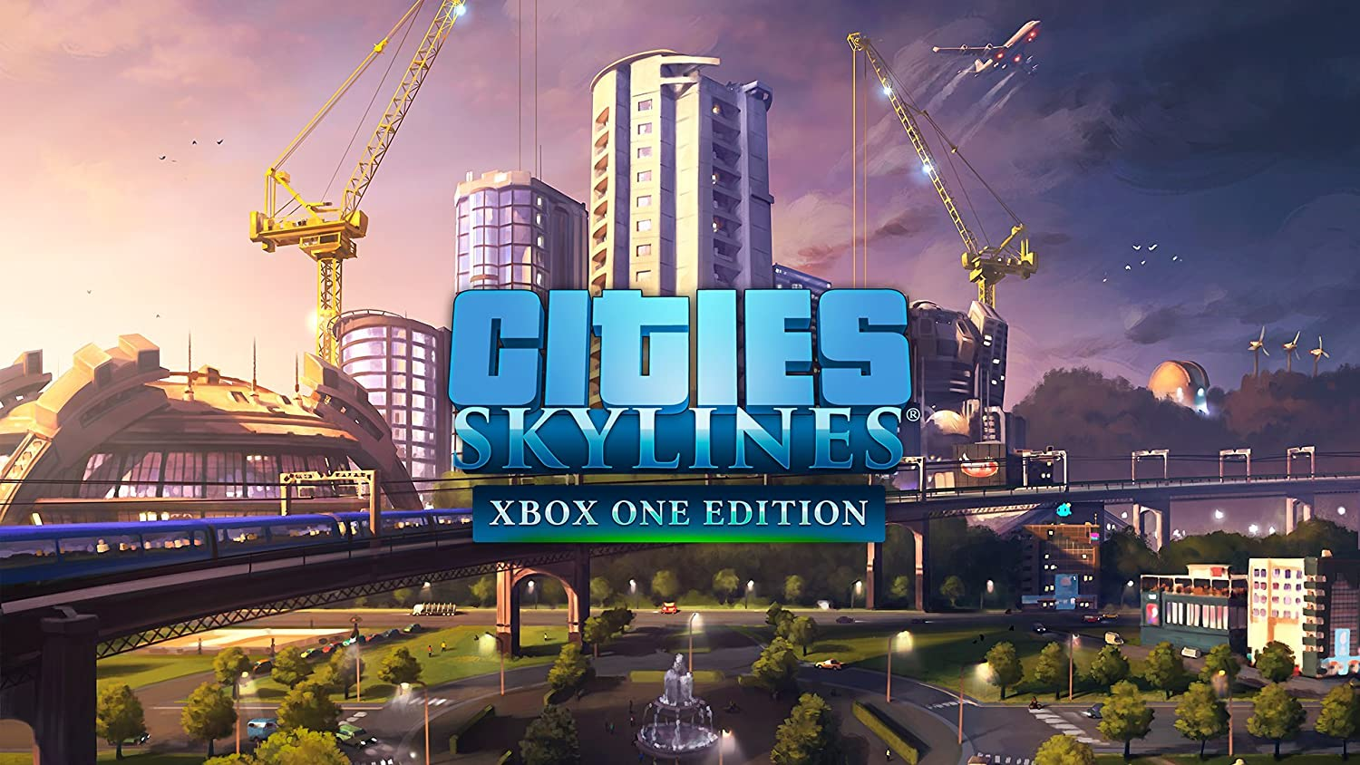Cities Skylines (Xbox One): Amazon co uk: PC & Video Games