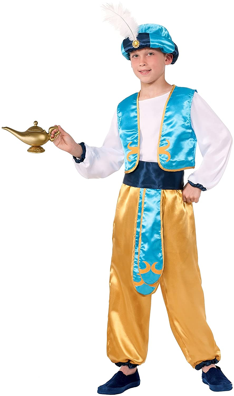 Arab princeand his boy toys