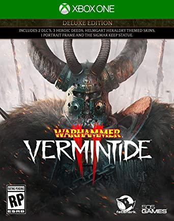 WH: Vermintide 2: Ultimate Edition for Xbox One [USA]: Amazon.es: 505 Games: Cine y Series TV